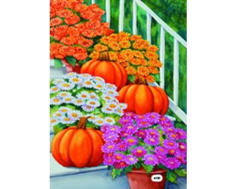 Mums & Pumpkins House Banner