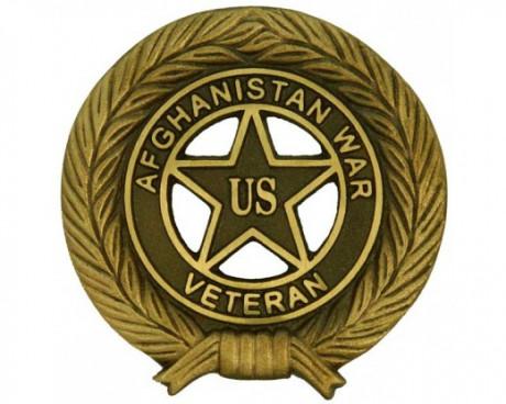 Afghanistan Grave Marker