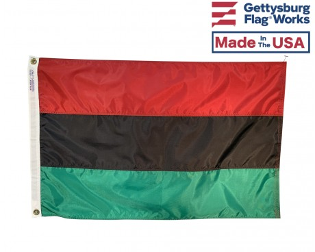 Afro-American (Pan African) Flag