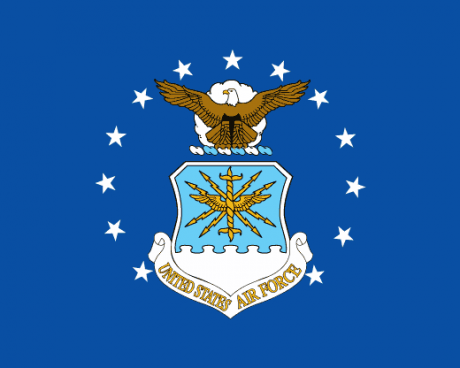 Air Force Flag 3