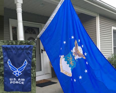 Air Force Flag Bundle Sm
