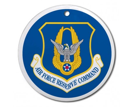 Christmas Ornament Air Force Reserved