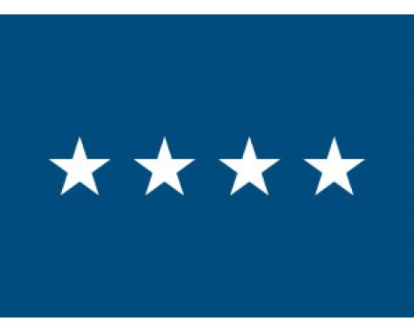 Air Force General Flag (4 Stars) - 3x5'