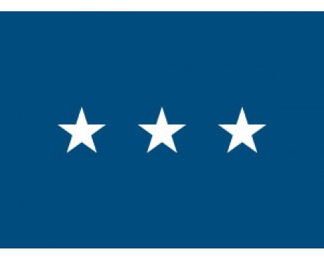 Air Force Lieutenant General Flag (3 Stars) - 3x5'