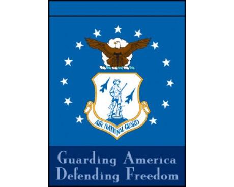 Air National Guard Garden Flag