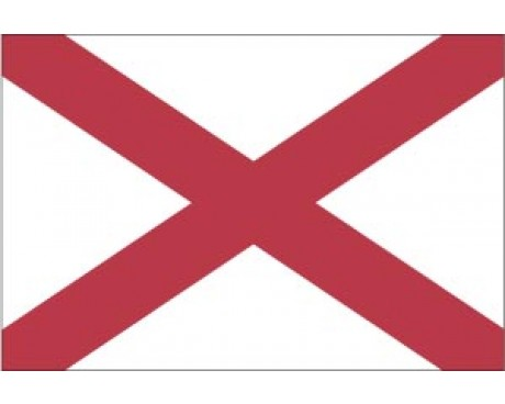 Alabama Flag - Outdoor