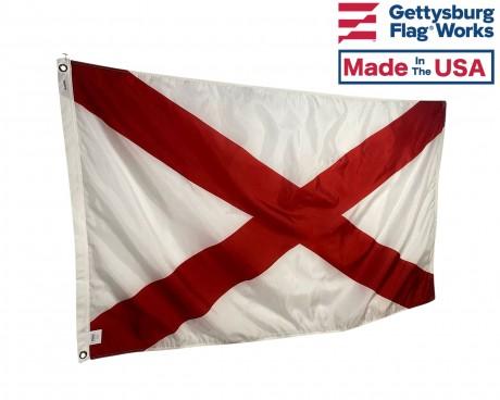 Alabama Flag - Outdoor