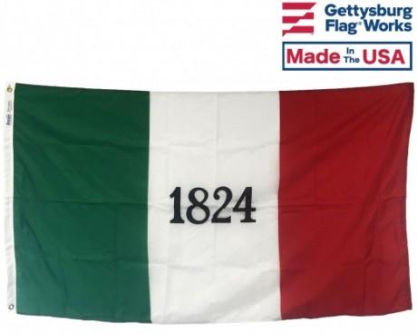 Alamo 1824 Flag