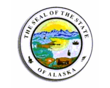 Alaska Seal Sticker