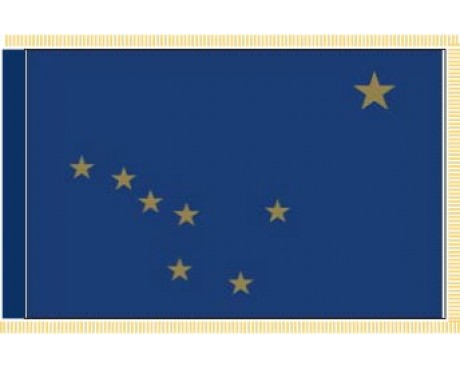 Alaska Flag - Indoor