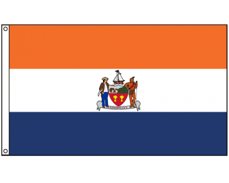 City Of Albany Flag with Grommets