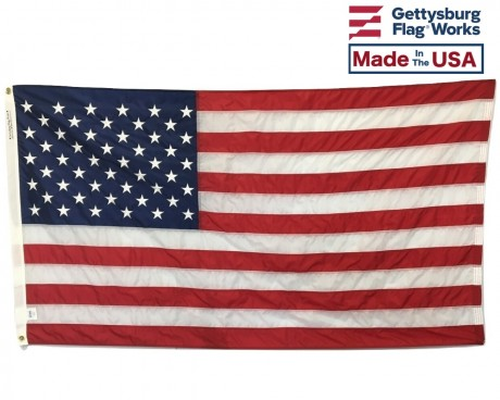 All weather nylon American Flag
