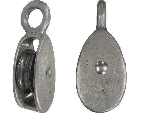 Aluminum Pulley