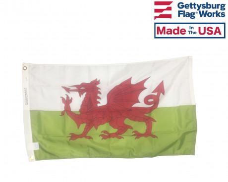 "Wales Flag-12""x18"""
