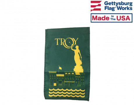 City of Troy Garden Flag