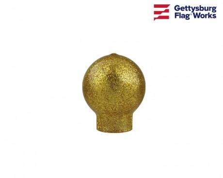 Vinyl Slip-Fit Gold Ball