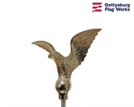 Gold Metal Eagle