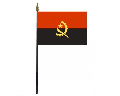 "Angola Stick Flag - 4x6"""