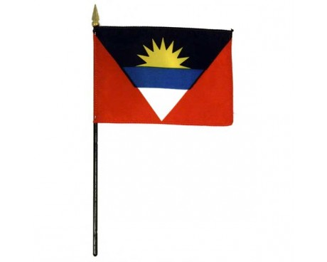 Antigua & Barbuda Stick Flag