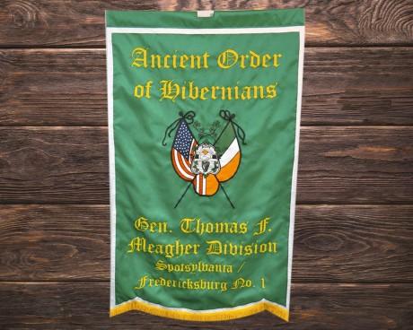 Custom AOH Banner & Sash Portfolio