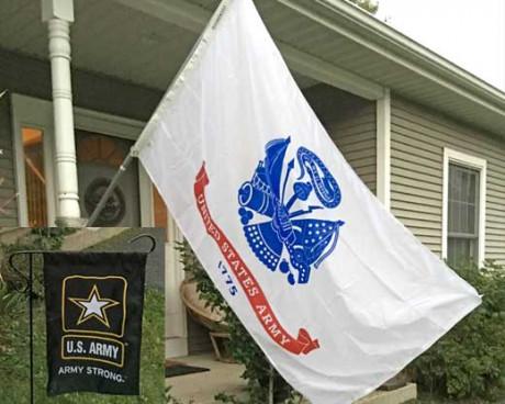 Army Flag Bundle Sm