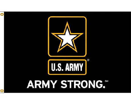 U.S. Army Strong Flag