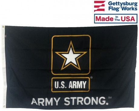 Army Strong Flag