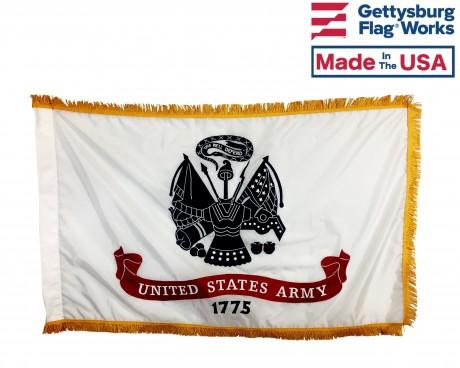 U.S. Army Applique Flag, 3x5