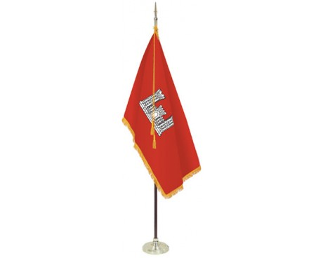 Army Engineer Indoor Flag Set