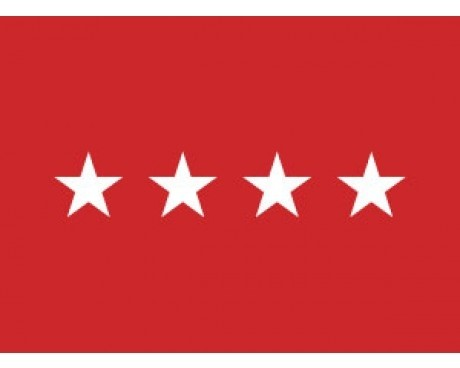 Army General (4 Star) - Army Officer Outdoor Flags