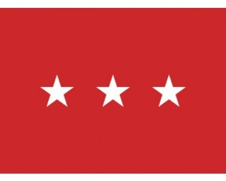 Army Lieutenant General (3 Star ) - Army Officer Outdoor Flags