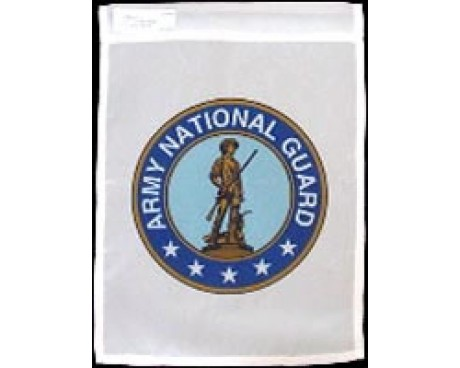 Army National Guard Garden Flag