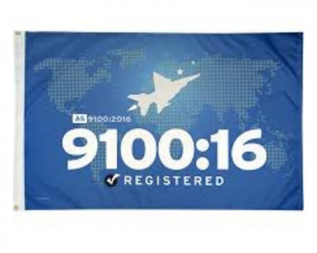 AS 9100 Flag
