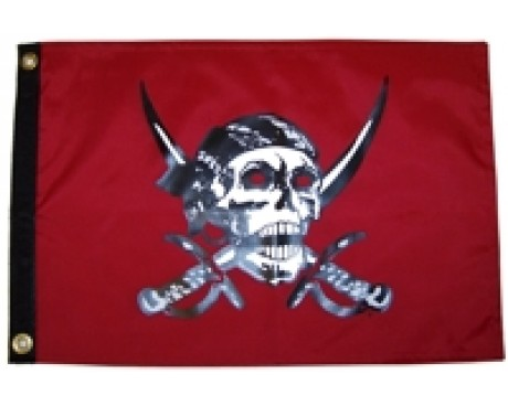 Caribbean Pirate Flag