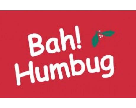 Bah Humbug Flag - 3x5'