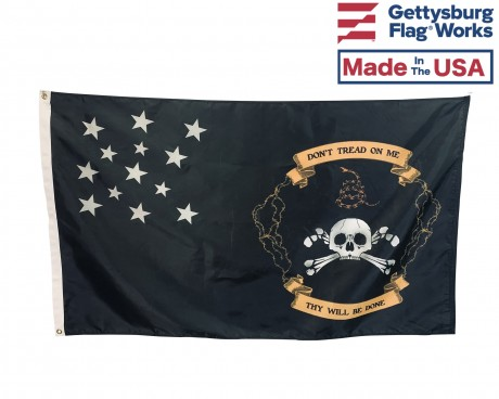 Battle of Plattsburgh Veterans Exempt Flag