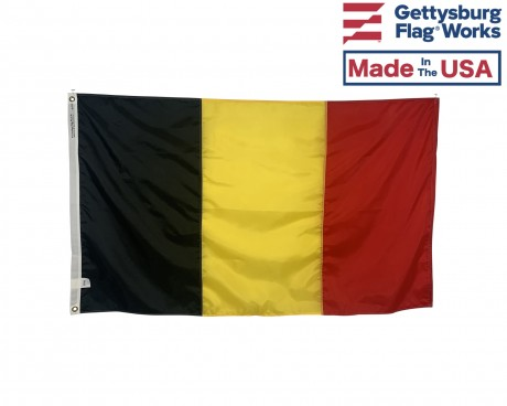 Belgium Flag - Choose Options