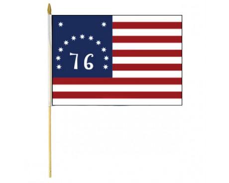 Bennington Stick Flag