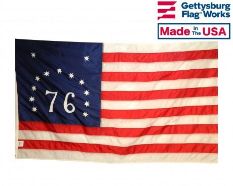 Bennington 1776 Flag
