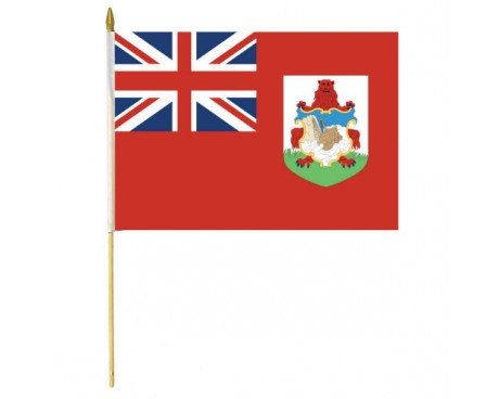 Bermuda Stick Flag