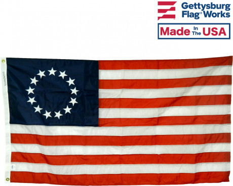 Betsy Ross Flag 2