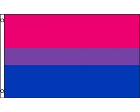 Bi-Sexual Pride Flag