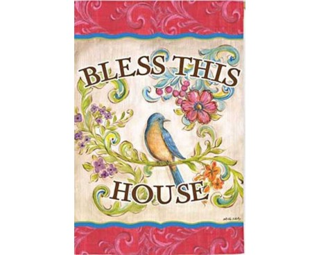 Bless This House House Banner