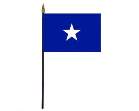 "Bonnie Blue Stick Flag - 4x6"""