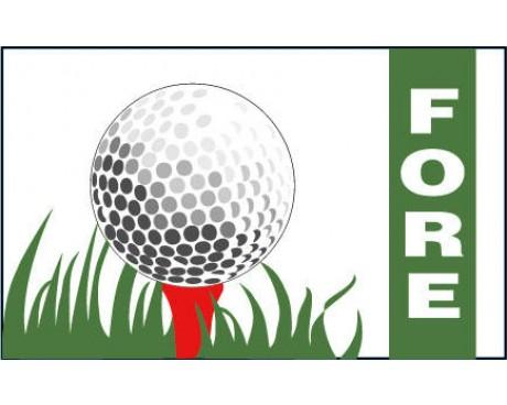 Golf Flag - 3x5'
