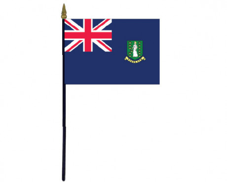 British Virgin Islands flag
