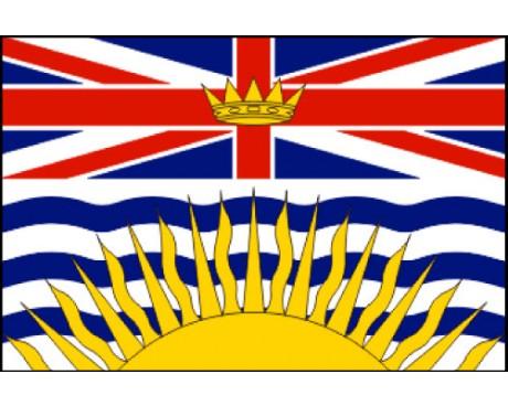 British Columbia Flag - 3x5'