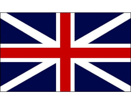 King's Colours Union Jack Flag