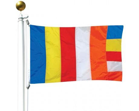 Flying Buddhism Flag