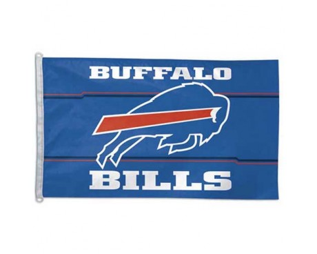 Buffalo Bills Flag (D-Ring Mount)